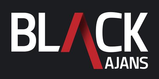 Black Ajans Logo